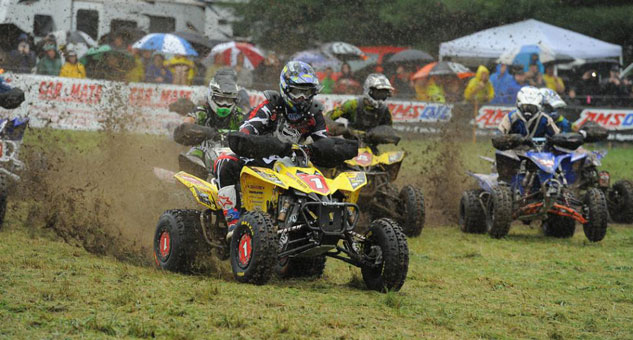 Chris Borich Holeshot Gusher GNCC