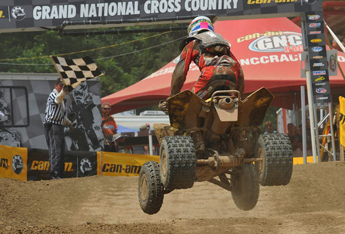 Chris Borich Wins John Penton GNCC