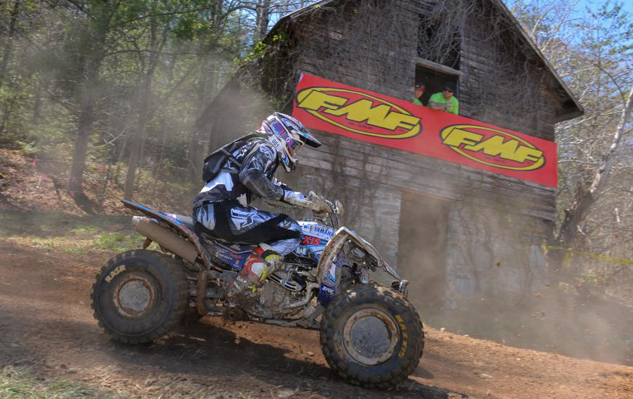Chris Borich Steele Creek GNCC