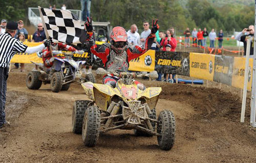 Chris Borich Wins Unadilla GNCC