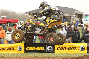 Doug Gust ATV Motocross