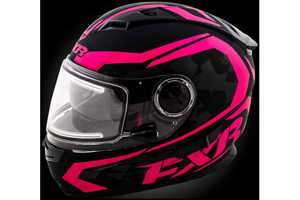 FXR Nitro Full-Face (Electric Shield)