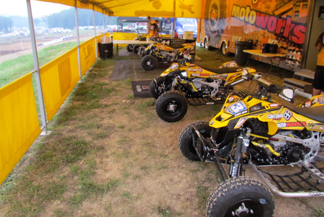 Can-Am Factory ATV Racing Team