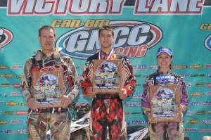 GNCC Morning Podium