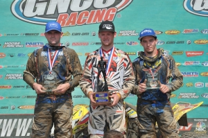 Mountaineer Run GNCC XC1 Podium