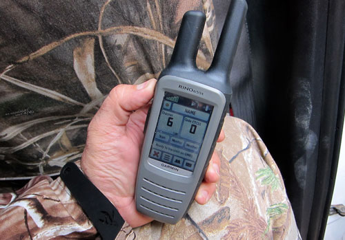 Best options for hunting gps