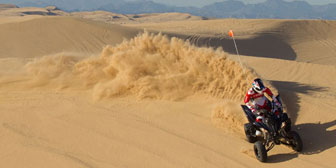 A Newbie's Guide to ATV Riding in Glamis + Video