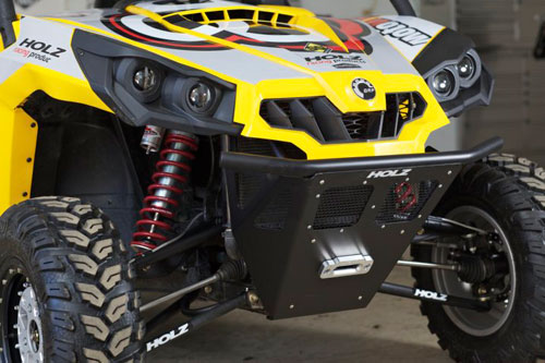 Holz Racing Products Bumper Can-Am Commander