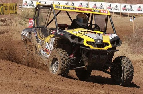 Mark Holz UTV Racing