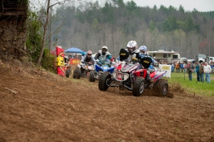 Jarrod McClure Steele Creek GNCC
