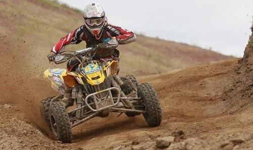 Jeremie Warnia ATV Racing WORCS