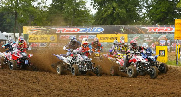 Joe Byrd Holeshot