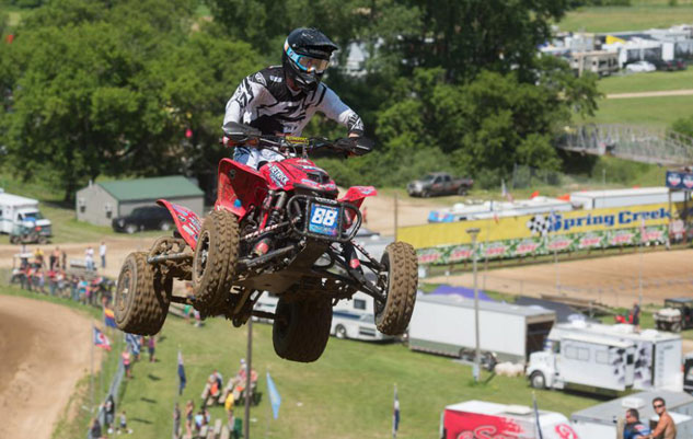 Joel Hetrick Spring Creek MX