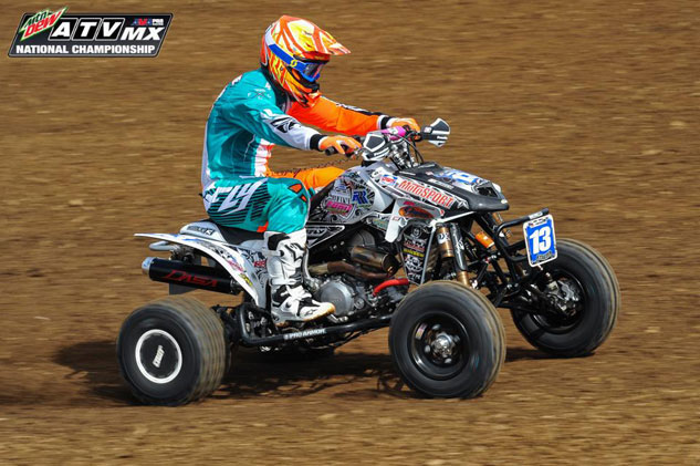 John Natalie ATVMX Muddy Creek