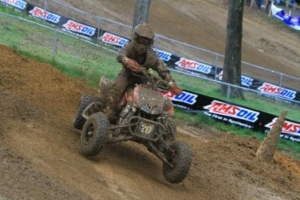 Josh Upperman ATV Motocross