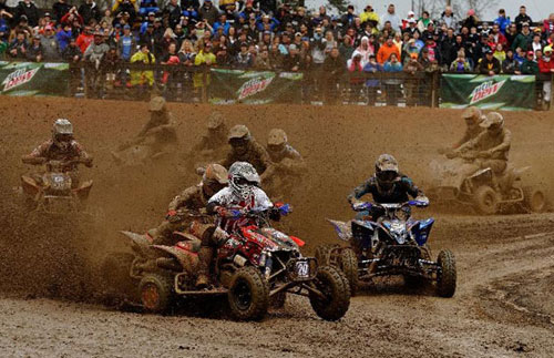 Josh Upperman Holeshot