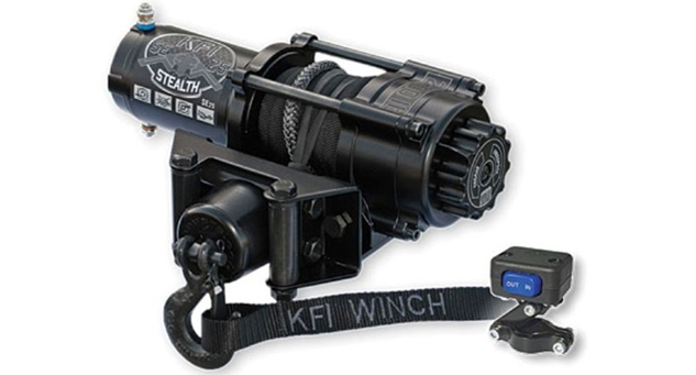 KFI Stealth Series Winches