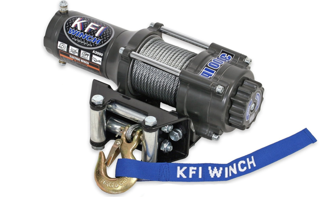 KFI Steel Line Series Winches