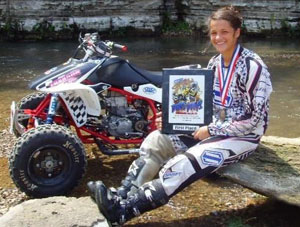 Kelsey Dyer racked up nine wins and the Women's C class title.