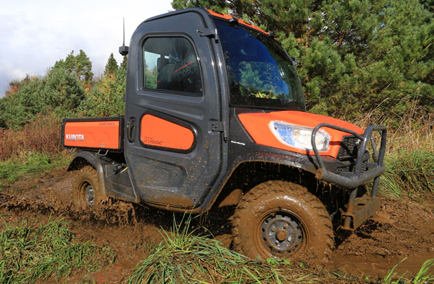 Kubota RTV X1100C and X1120D