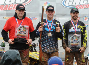 Mammoth GNCC XC1 Podium