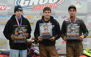 Mammoth GNCC XC2 Podium