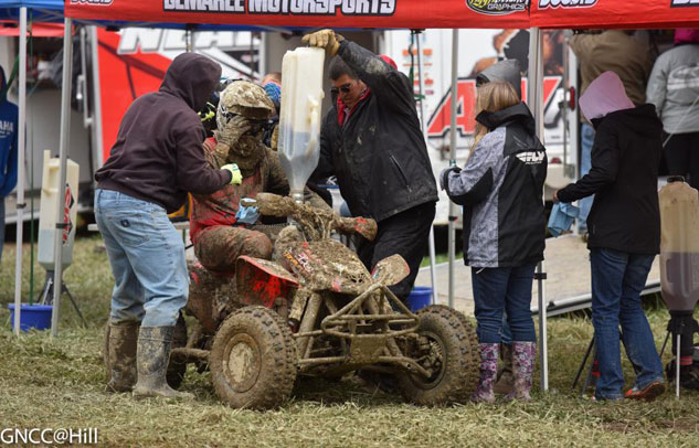 Marshal Goings ITP Powerline Park GNCC