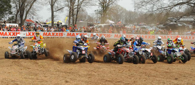 Maxxis General GNCC Start