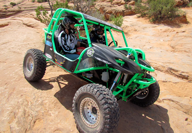 Moab Rock Crawler