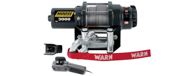 Moose Utilities Winches