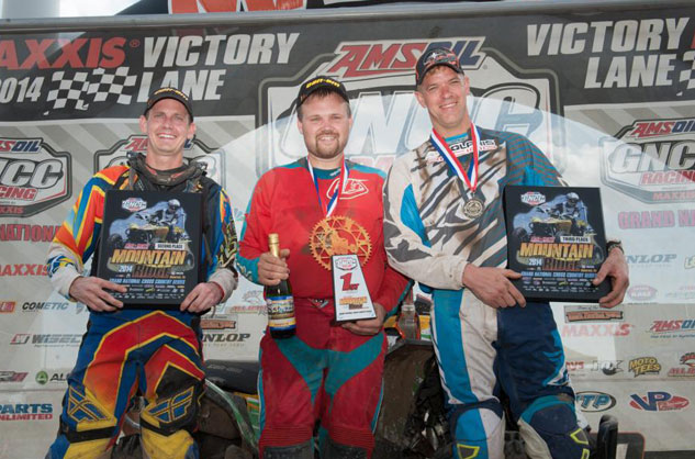 Mountain Ridge GNCC 4x4 Podium