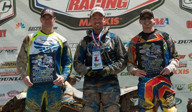 Mountaineer Run GNCC 4x4 Podium