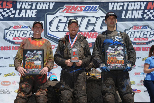 Mud Mucker GNCC 4x4 Podium