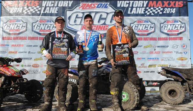 Mud Mucker GNCC XC2 Podium