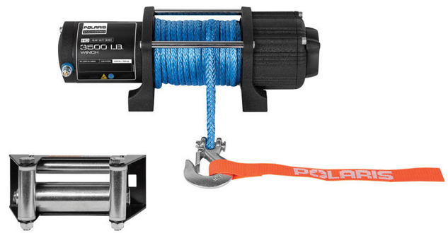 Polaris HD Winches