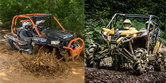 Polaris RZR XP 1000 High Lifter Edition vs. Can-Am Maverick X mr