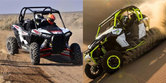 2015 Can-Am Maverick X ds Turbo vs. Polaris RZR XP 1000 EPS