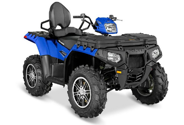 2015 Polaris Sportsman Touring 850