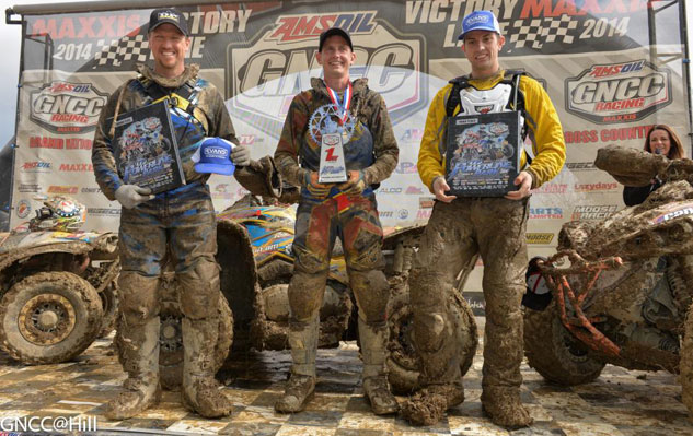 ITP Powerline Park GNCC 4x4 Podium