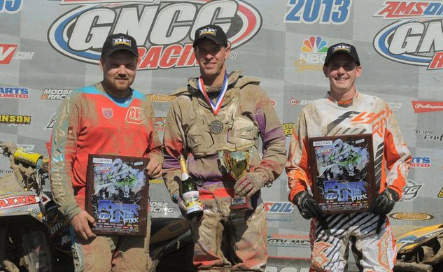 Powerline Park GNCC 4x4 Podium