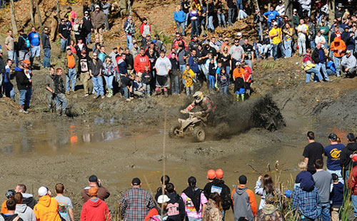 Powerline Park GNCC Mud Hole