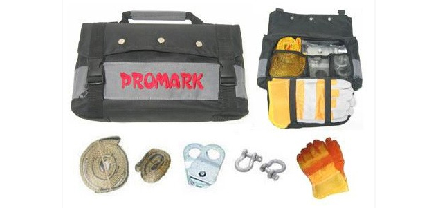 ProMark ATV Winch Accessory Kit