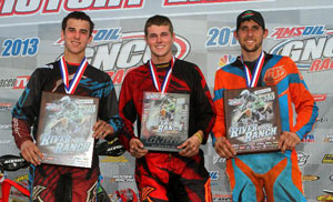 River Ranch GNCC XC2 Podium