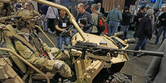 2015 SHOT Show Goes Off-Road