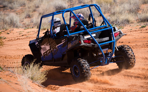 Polaris RZR XP 900 Jagged X Edition