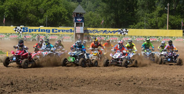 Spring Creek MX Start