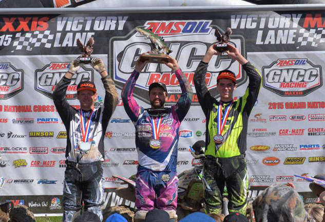 FMF Steele Creek GNCC XC1 Podium