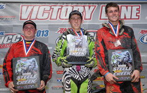 Steele Creek GNCC XC2 Podium
