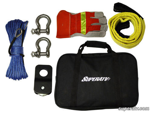 Super ATV Winch Accessory Kit