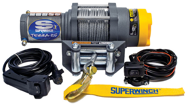 Superwinch Terra Winches